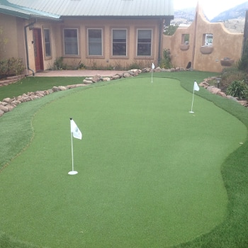 Colorado Springs Artificial Putting Green