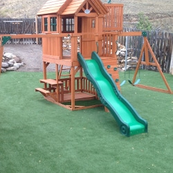 Artificial Turf for playground Colorado Springs