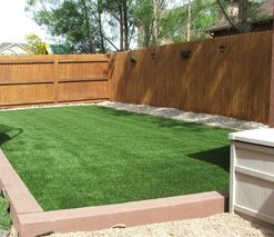 Colorado Springs Artificial Turf Lawn