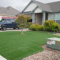 Artificial Turf for Front Yard Colorado Springs