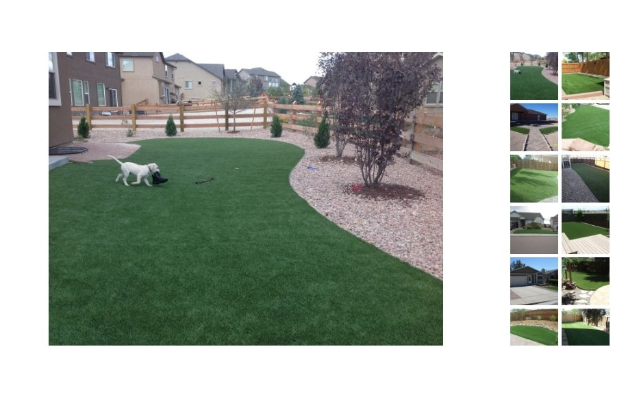 Artificial Turf Installer Colorado Springs