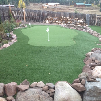 Artificial Putting Green Colorado Springs